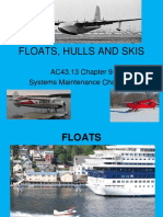 AM 294 Lesson Floats, Hulls and Skis.ppt