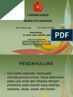 2. Dermatitis Seboroik.ppt