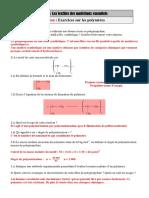 02 Correction Exo Polymere