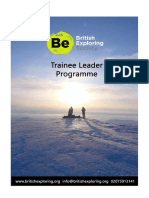 Trainee Leader Guide 2018 Revised