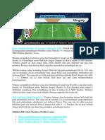 Bursa Taruhan Meksiko vs Uruguay 8 September 2018