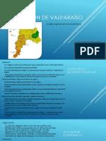 Análisis Regional de Forma Sistémica Region de Valparaiso