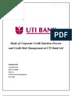 Finance Credit