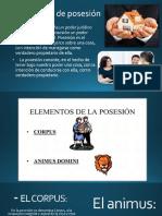 Elementos de La Posesiónn