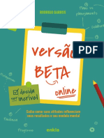 Versao Beta eBook