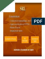 Caracteristicas de SRL
