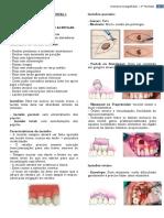 Cláudio Resumo de Exodontia - Nao Alveolar