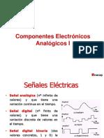 (1) Componentes Electronicos Analogicos I