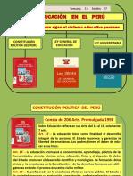 27_ La Educación en El Perú