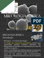 [Aula 2 Microbiologia Básica - Profª. Zilka] Micologia Básica