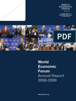 World Economic Forum - Annual Report 2008/2009