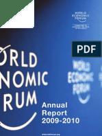 World Economic Forum - Annual Report 2009/2010
