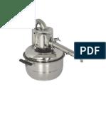 Destilador Pocket