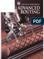 The Art of Woodworking-Advanced Routing