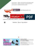 Ideas Que Ayudan_1