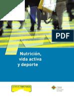 Nutricion Vida Activa Deporte
