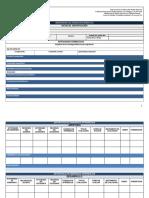 Formato instrumento de planeación didáctica nuevo modelo educativo