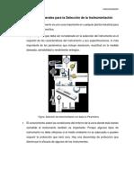 1.4 Principios Generales Para La Selección de La Instrumentación LISTO