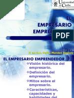 Empresario emprendedor