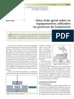 Artigo - Planejamento e Controle de Cilindros Para Laminação- Um Estudo de Caso Quantitativo