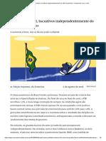bancos no Brasil, lucrativos independentemente do clima econômico  - The economist