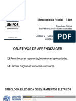 Unidade v - Circuitos Fundamentais de Instalacoes Eletricas