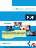 Introduccion a La Logistica Final