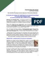 MargaretBent_ConférenceUdeM