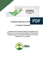 Compilacion de Propuestas Dida Cticas Premiadas ADBIA 2018