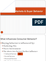 3&4 Consumer Behavior