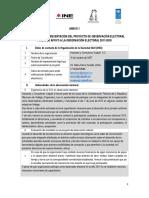 Anexo 1 Formato Para La Presentación Del Proyecto v 5 (Yare)