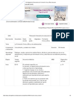 Red Magisterial _ Planeaciones de Formación Cívica y Ética 2do Grado