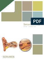 serumen prop.pptx