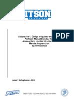 Formato Portada ITSON 2018