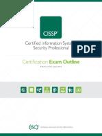 CISSP Exam Outline