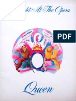 Queen a Night at the Opera Guitar Tab