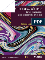 Inteligencias múltiples. claves y propuestas