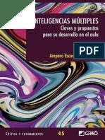 Inteligencias múltiples. claves y propuestas