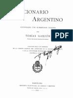 0b3e95aa9 Diccionario Argentino Metropolitano