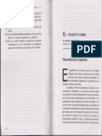 4.Mercado, S. J. (2003). El Cognitivismo.