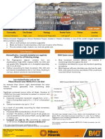 Open pit Lithium-Tantalum mine reduces misclassification and ore loss