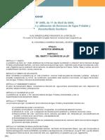 Ley 2066 Agua Bolivia.pdf