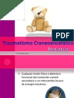traumatismocraneoencefalicopediatria-130904230538-