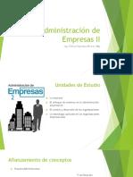 Administración de empresas 2