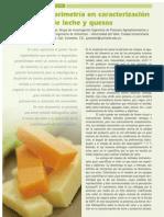 2010 Ramirez-Navas - Espectrocolorimetría en caracterización de leche y quesos