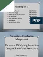 ppt Surveilans KM. kel 4.pptx