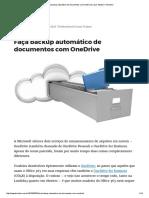 Faça Backup Automático de Documentos Com OneDrive _ Igor Abade (T-Shooter)
