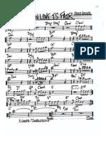 The Real Book 1 for Bass (Arrastrado) 13