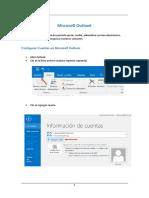 01 Configurar Cuentas en Microsoft Outlook 2016
