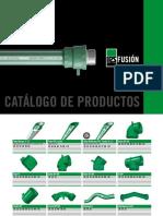 Catálogo de Productos FUSION